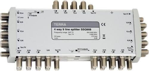 Делитель на 4 TERRA SSQ908