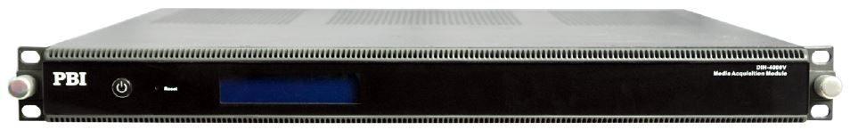 DIH-4000V Многоканальный H.264 SD/HD декодер/танскодер с низким битрейтом