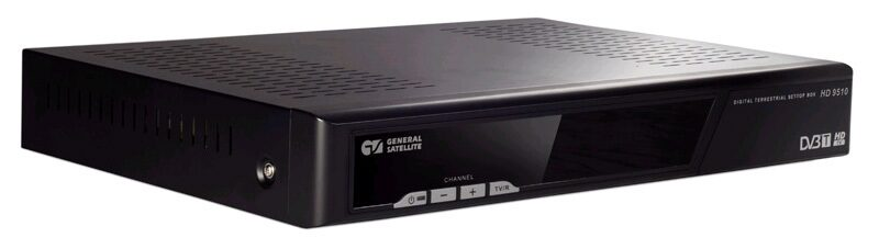 Приемник абонентский эфирный GS HD9510