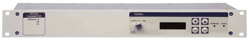 Оптический передатчик TERRA MOS212C
