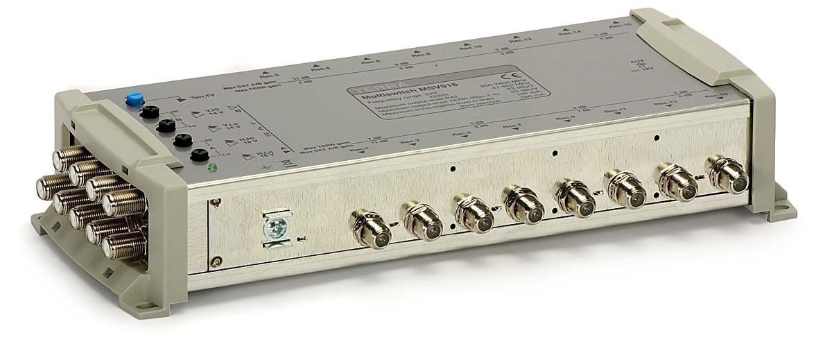 Мультисвитч TERRA MV916L
