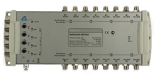 Мультисвитч TERRA MV932L