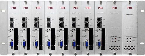 Головная станция PBI DMM DVB-S/S2 -> DVB-C