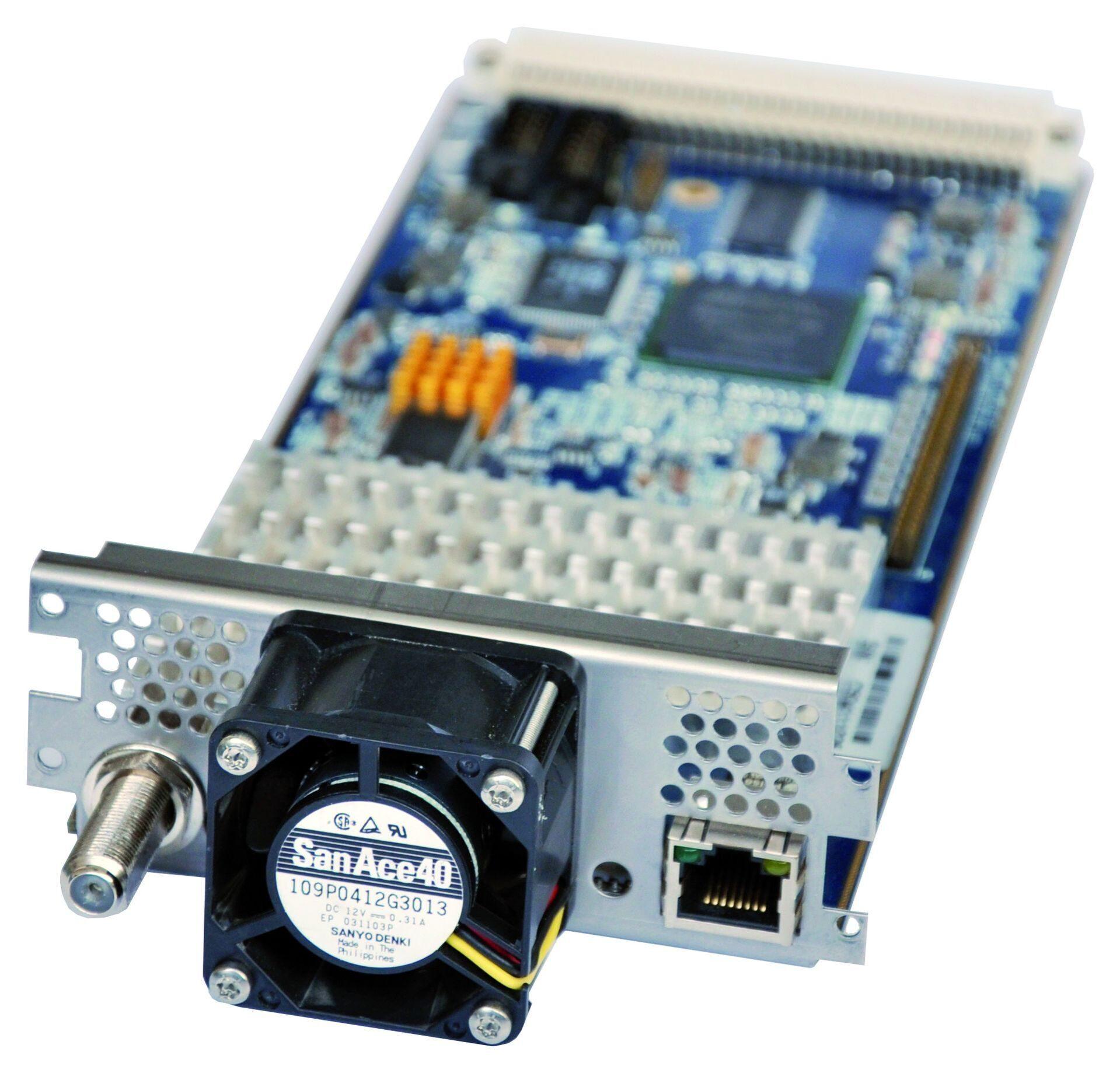 TO – карта COFDM (DVB-T) модулятора до 4 не смежных частот