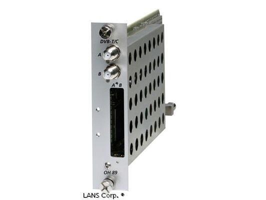 Двухканальный трансмодулятор WiSi OH89